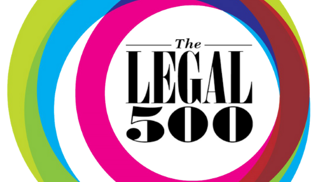 Legal 500 Frettens recommended again in top legal guide